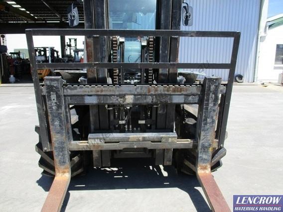Masted Forklift