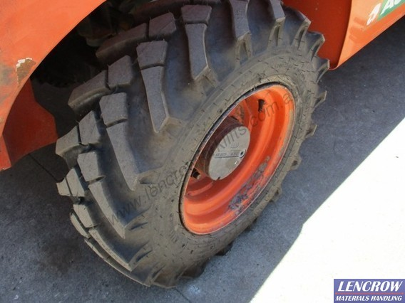 Rough Terrain Tyres