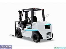 Large Capacity Forklift