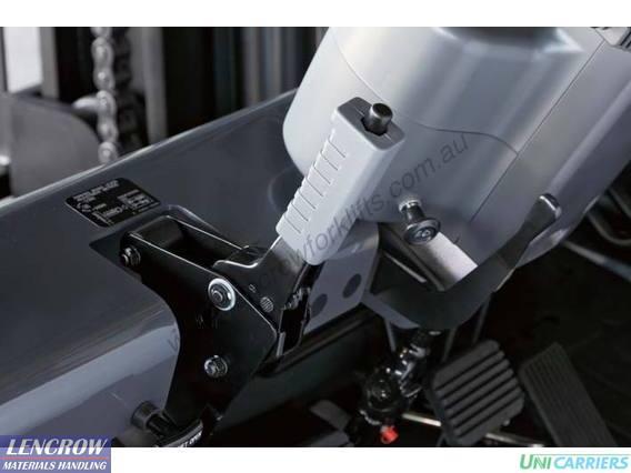 Tilting Steering Wheel