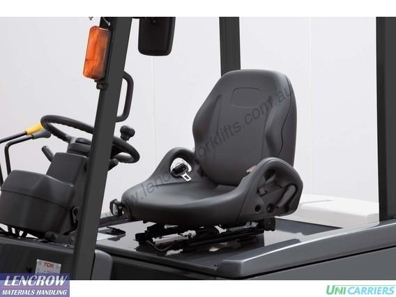 Suspension Seat