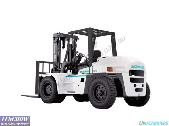 Diesel Forklifts 6000 - 10,000kg 1F6 Series by Lencrow