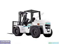 Diesel Forklifts 6000 - 10,000kg 1F6 Series by Lencrow