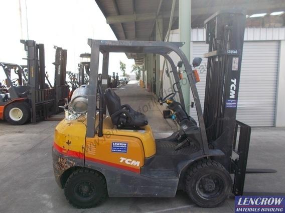 LPG/Petrol Forklift
