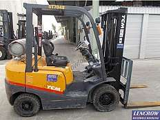Container Mast 2.5t Forklift