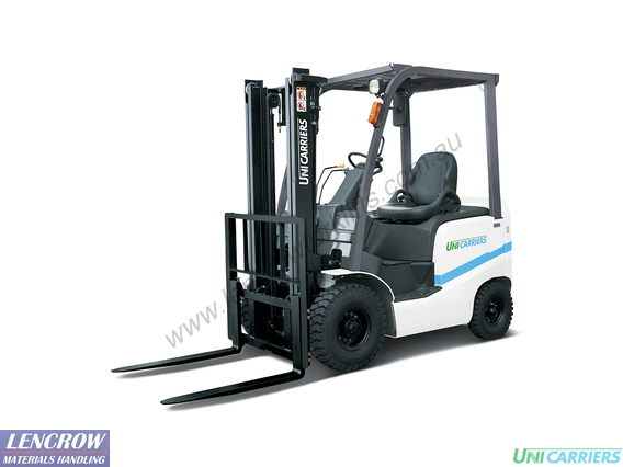 Nissan UniCarriers Smart Series 1800 - 3500kg Dual Fuel