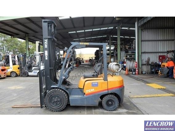 3t LPG Forklift