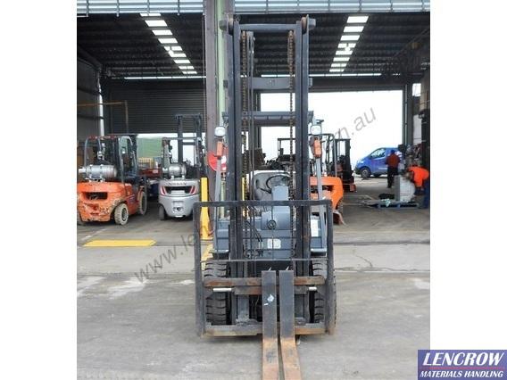 TCM Forklift Truck