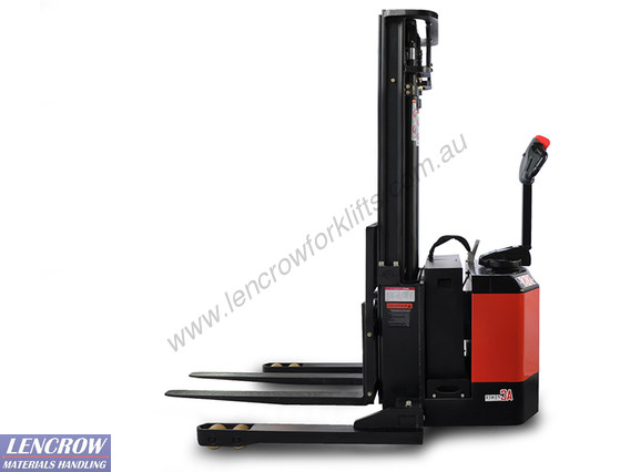 Heavy Duty Walkie Stacker