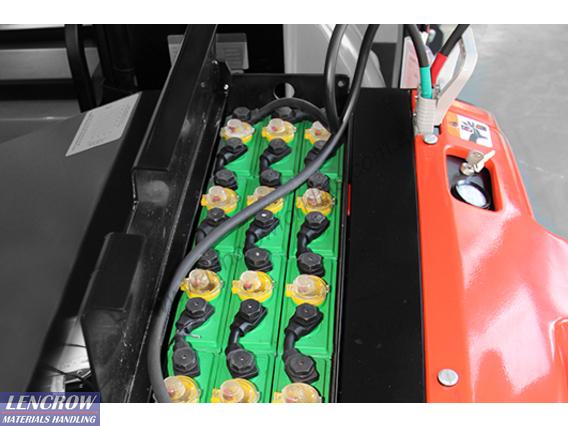 Easy Battery Maintenance