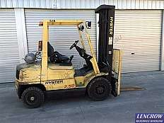 Used Hyster Forklift For Sale - 2.5 Tonne