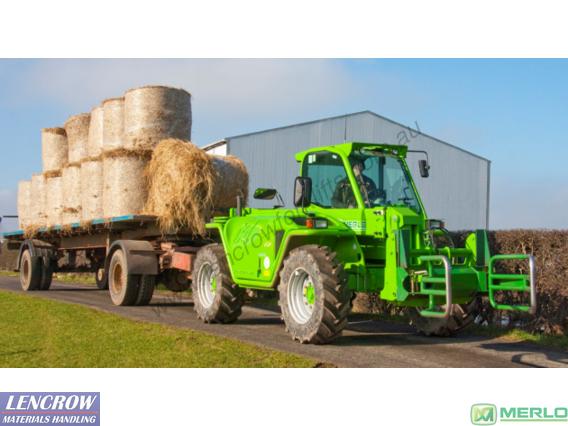Agricultural Telehandler