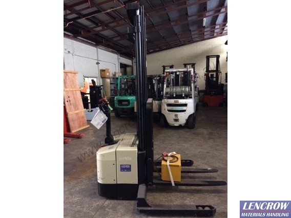 Used 1.4T EP Walkie Stacker