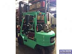 Used 2.5T Mitsubishi Forklift