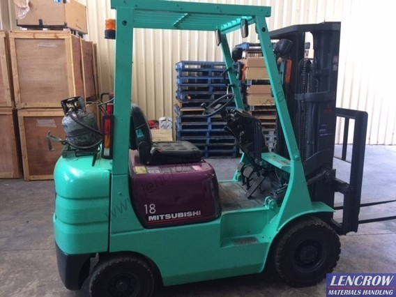Used 1800kg Forkllift