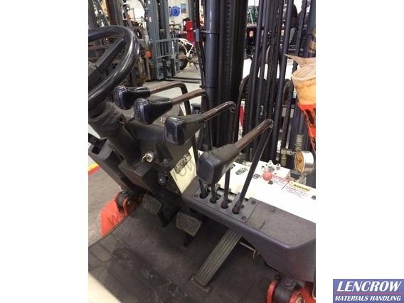 Used Nissan 1.8T LPG Forklift