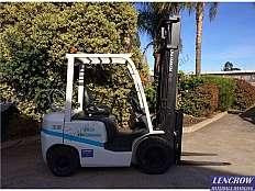 Used 2.5T Unicarrier Forklift