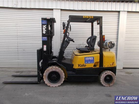Used 2.5T Yale Forklift