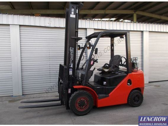 Used 2.5T EP Forklift