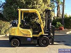 Hyster Used Forklift
