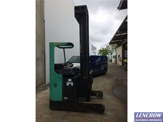 1.6T Mitsubishi Electric Reach Truck