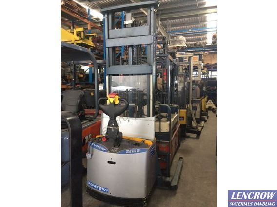 Used 1.5T EP 1500S Walkie Stacker