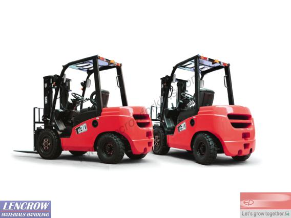 LPG T Series 1500 - 3500Kg