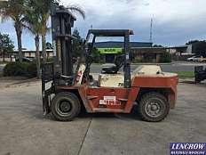 7Ton Nissan Diesel Forklift