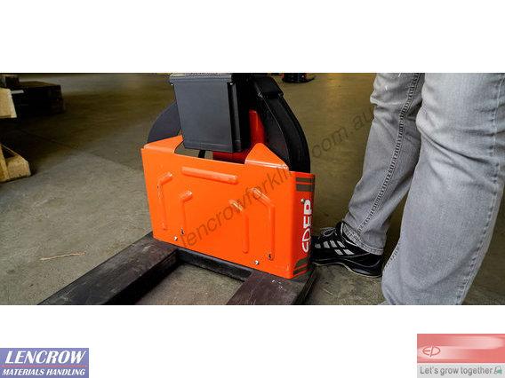 Electric Pallet Truck 1200 KGS - EP EPT12-EZ