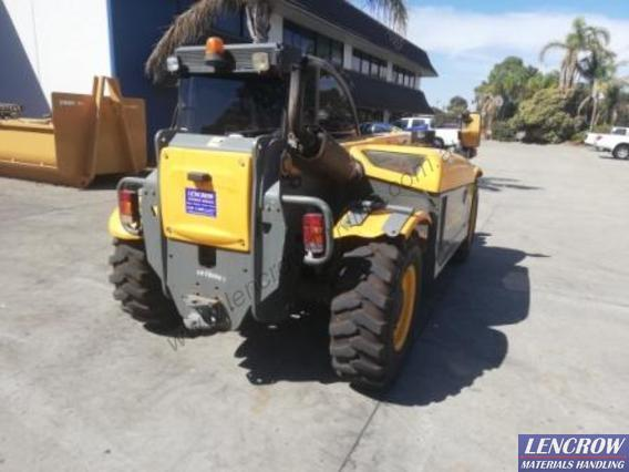 Used Dieci Telehandler Poultry Pro 30.7