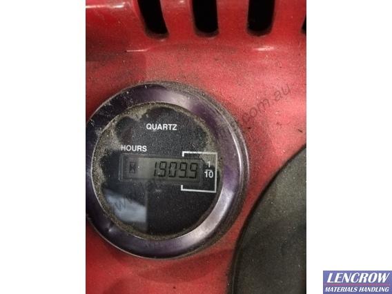 1250 Kg Used Raymond Walkie Stacker