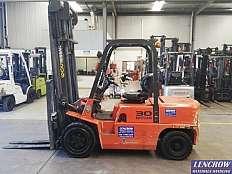Nissan 3Ton Forklift