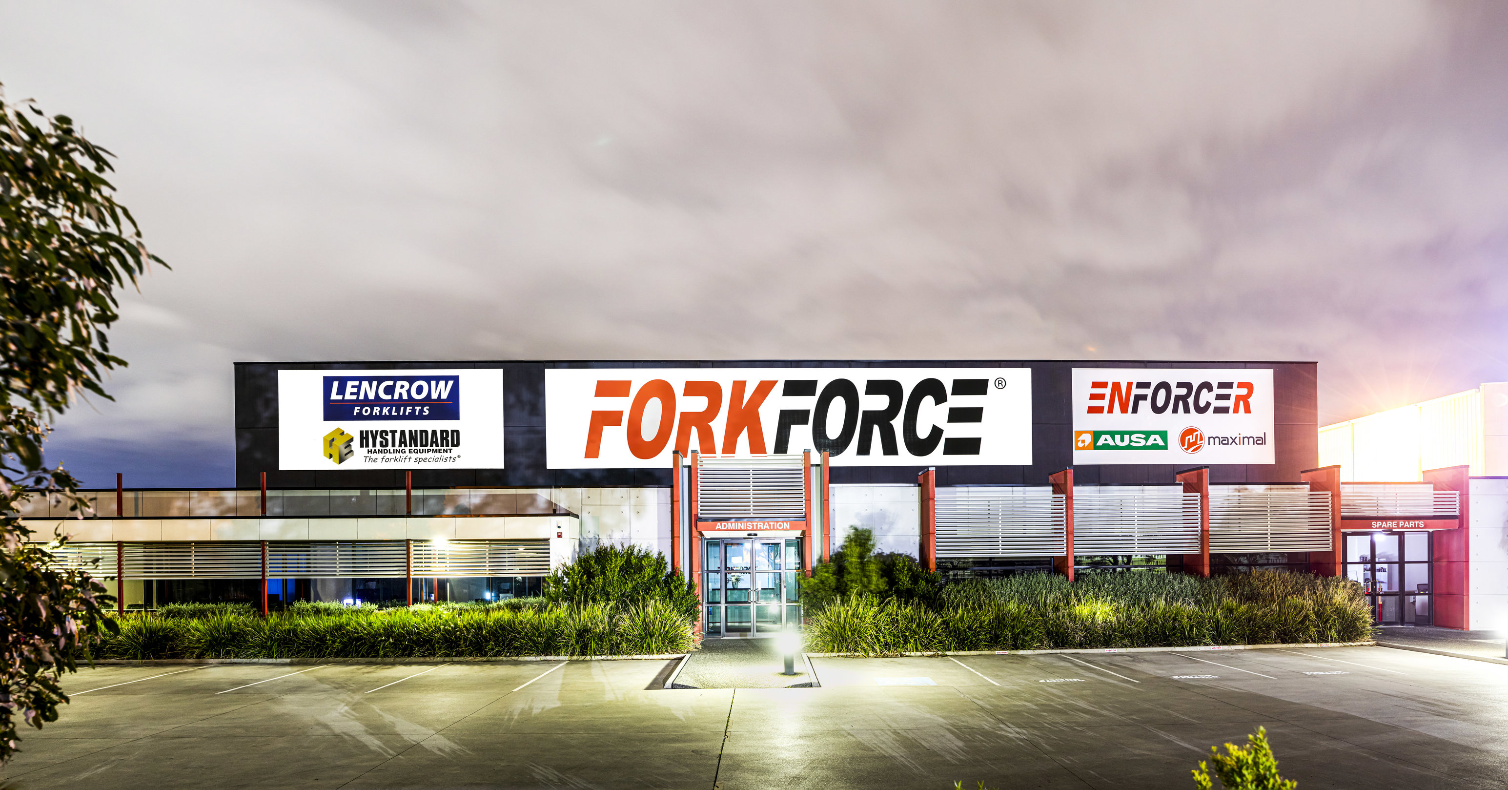 The new branch in Melbourne, now located at 23 Monash Drive in Dandenong South.