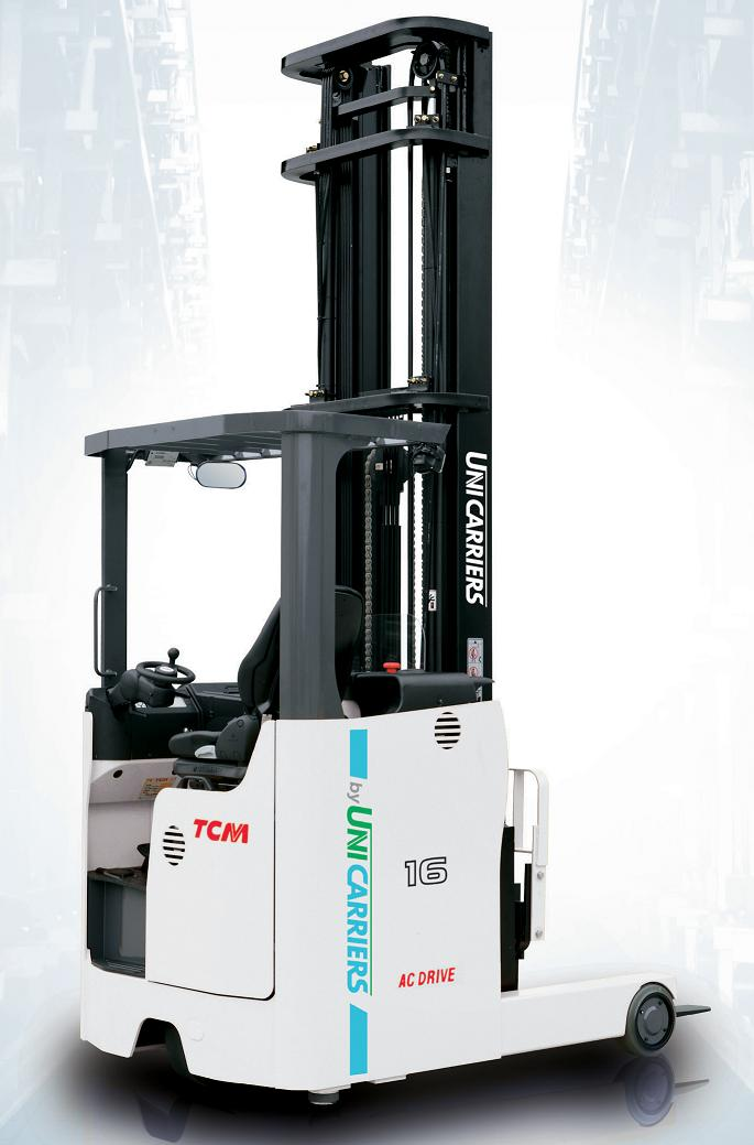 Nissan Down Reach Truck