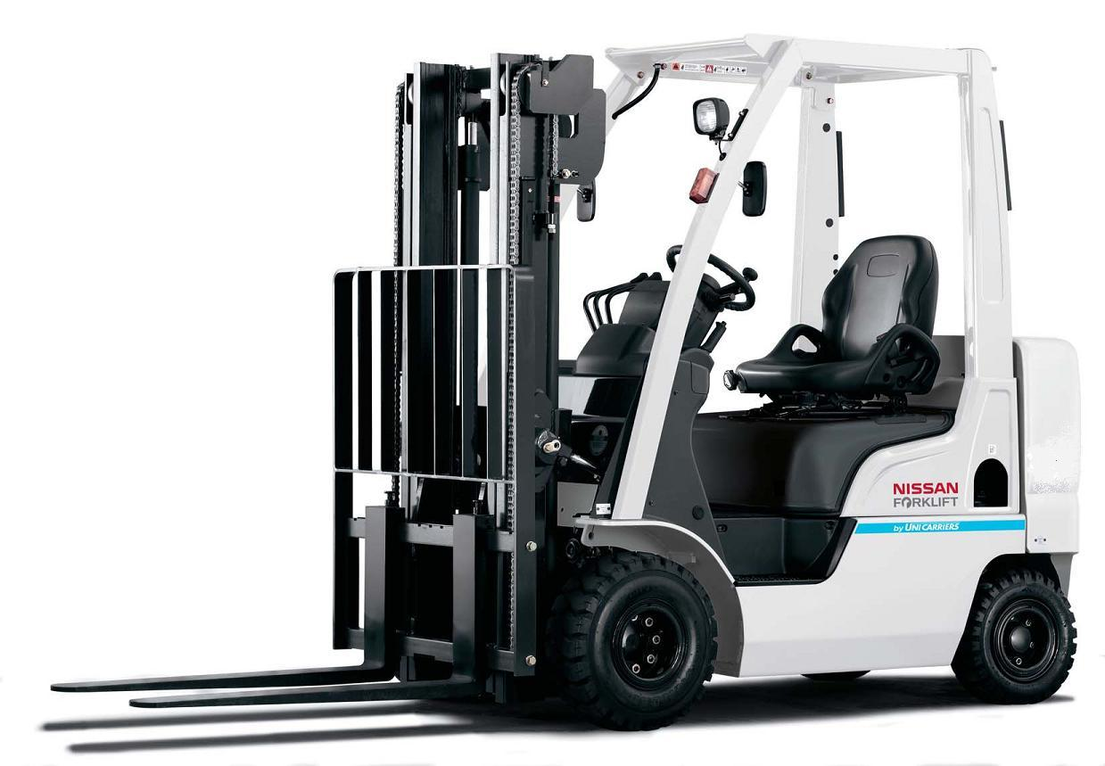 Talk to us about our UniCarriers forklift range today