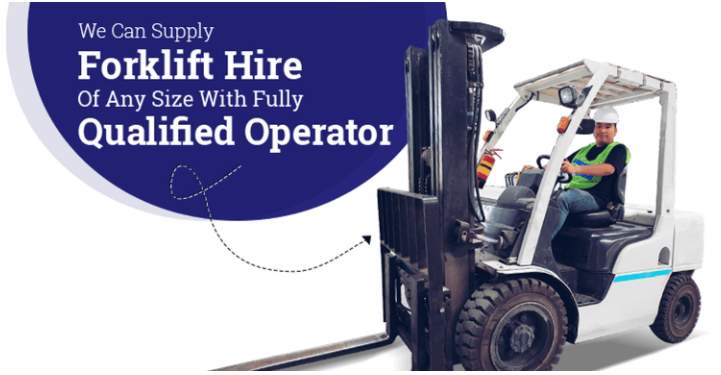 Forklift Hire Driver