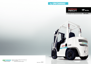 1F Series Forklifts