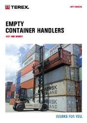Terex Empty Container Handler