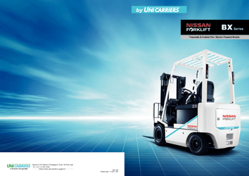 BX Series 2000 - 3000kg