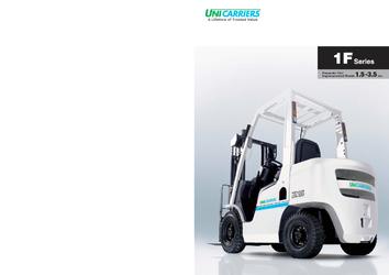 1F Series Forklift
