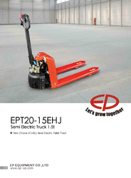 Semi Electric Pallet Jack