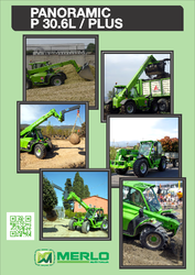 Merlo Panoramic 30.6 Plus 3T Telehanlder