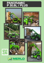 Merlo Panoramic 30.8 Plus 3T Telehanlder