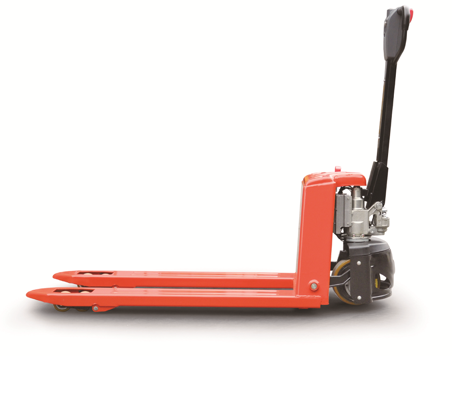 EP Electric Pallet Trucks at Lencrow Materials Handling