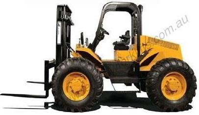 Manitex Liftking Construction Forklift