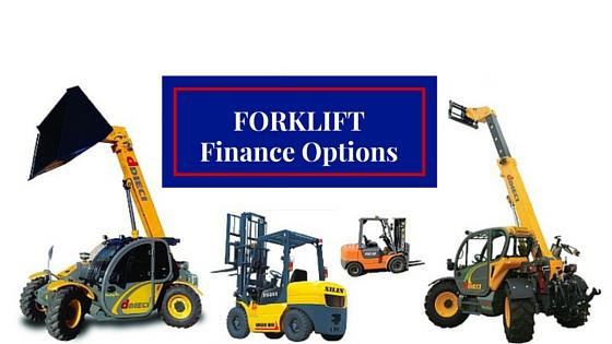 Forklift Finance