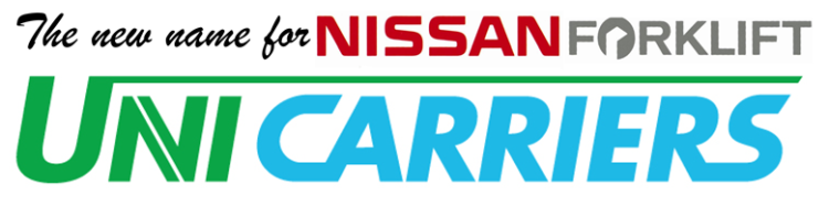 The new name of Nissan Forklift: Unicarrers