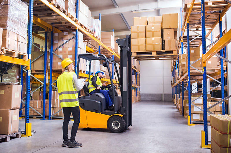 Lencrow - Forklift Rental