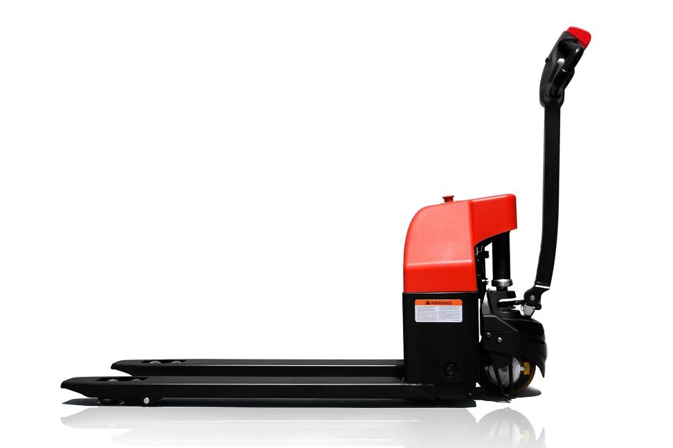 Electric Pallet Truck by Lencrow